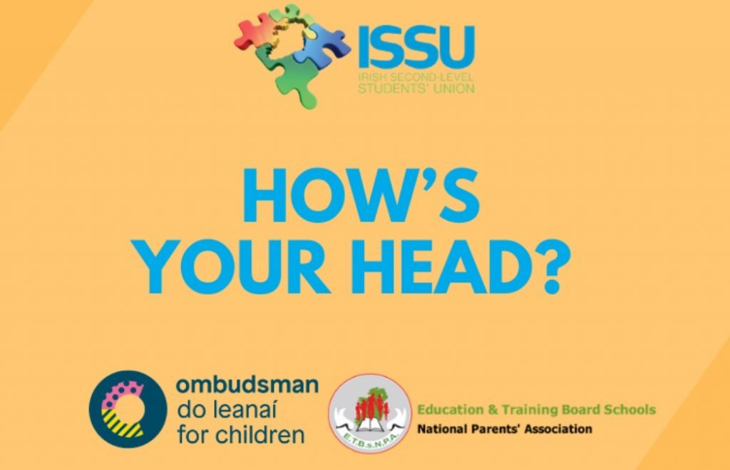 Hows your head mental health manual issu.ie  1024x660